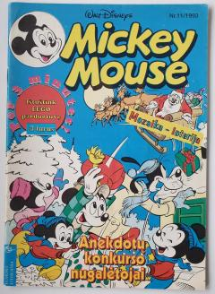 Mickey Mouse, 1993 m., Nr. 11