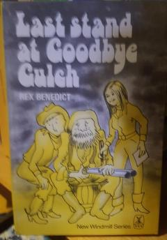 Last stand at goodbye culch