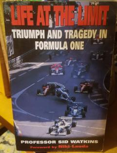 Life at the limit Triumph and tragedy in formula one