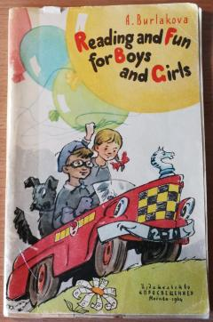 Reading and Fun for Boys and Girls