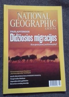National Geographic, 2010 m., Nr. 11