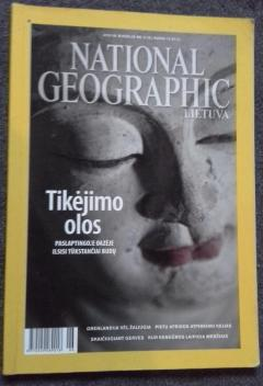 National Geographic, 2010 m., Nr. 6