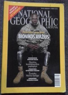 National Geographic Lietuva, 2010 m., Nr. 1