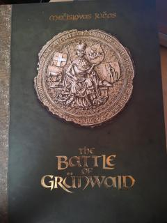 The battle of Griunwald