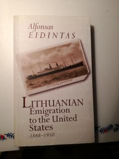 Lithuanian Emigration to the United States 1868-1950