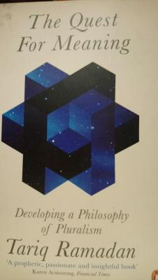 The Quest for Meaning. Developing a Philosophy of Pluralism