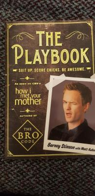 The Playbook / by Barney Stinson with Matt Kuhn