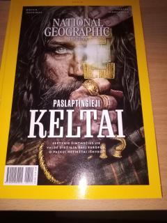 National geographic LT 2019/10