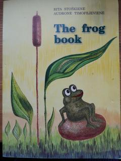 The frog book  Varlyčių knyga