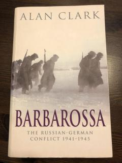 Barbarossa. The Russian - German Conflict 1941-1945