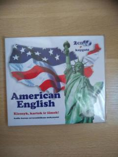 American English. Audio kursas (2CD knygutė)
