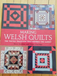 Making Welsh Quilts. The Textile Tradition That Inspired The Amish