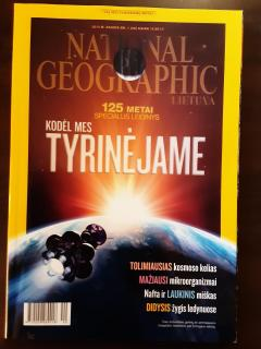 National Geographic Lietuva  2013m., nr 1