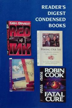 Reader's Digest Condensed Books: Volume 4, 1994