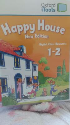 Happy house digital class resources