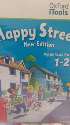 happy street new edition class resources 1-2