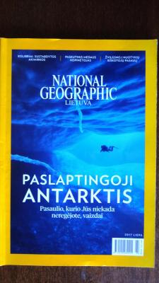 National Geographic, 1976 m., Nr. 8