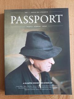 Passport. Vol. 1. Focus on Lithuania