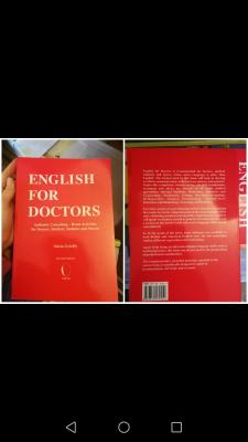 English for Doctors: Authentic Consulting - Room Activities for Doctors, Dentists, Students and Nurses