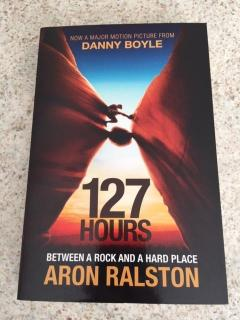 127 Hours Between a Rock and a Hard Place