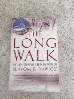 The Long Walk (The  True Story of a Trek to Freedom)