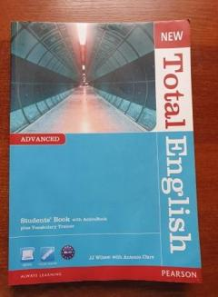 New Total  English advanced (student's book)