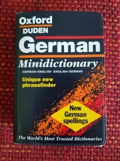 Oxford Duden German Minidictionary