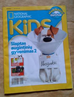 National Geographic Kids, 2019 m., Nr. 5