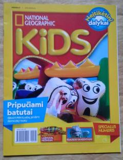 National Geographic Kids, 2019 m., Nr. 6