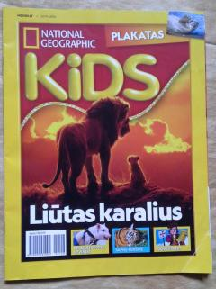 National Geographic Kids, 2019 m., Nr. 7