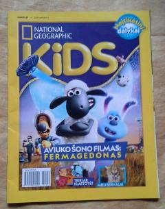 National Geographic Kids, 2019 m., Nr. 11