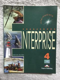 Enterprise Coursebook 4