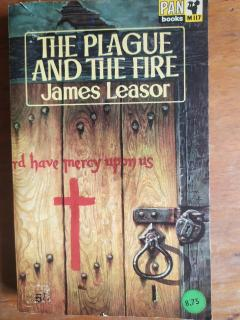 The plague and the fire