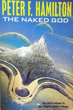 The Naked God (Book 3)