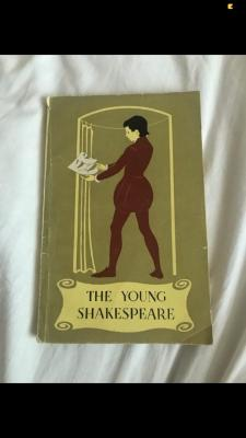 The young Shakespeare / Молодой Шекспир