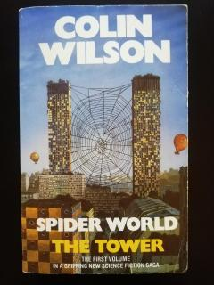 Spider World The Tower