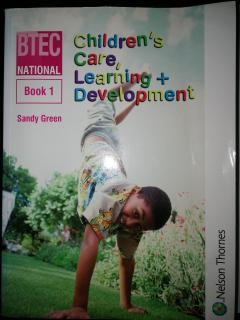 Children's Care, Learning + Development