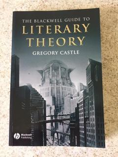 The Blackwell Guide To LITERARY THEORY