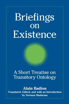 Briefings on Existence: A Short Treatise on Transitory Ontology