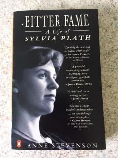 Bitter fame (A life of Sylvia Plath)
