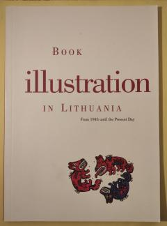 Book illustration in Lithuania