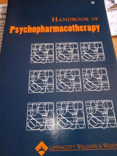 Hanbook of Psychopharmacotherapy