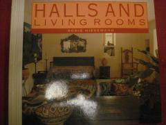 Halls and living rooms