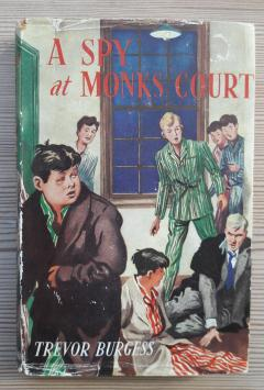 A Spy at Monks Court