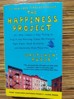 The Happines Project