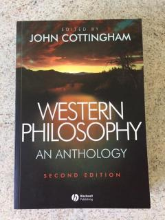 Western Philosophy (An Anthology)