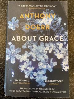 anthony doerr about grace