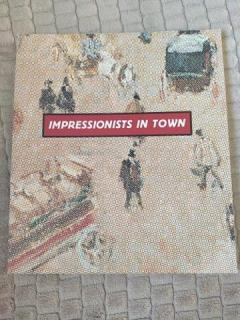 Impresionists in town