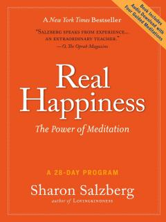 Real Happiness, The Power of Meditation