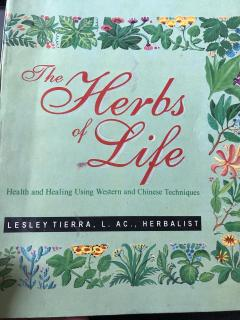 The Herbs of Life